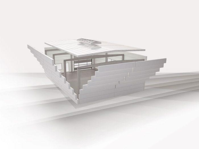 Halle visualisiert HANSA
