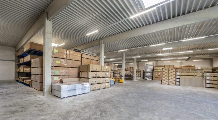 Schlüsselfertiger Hallenbau in Appen bei Pinnerberg