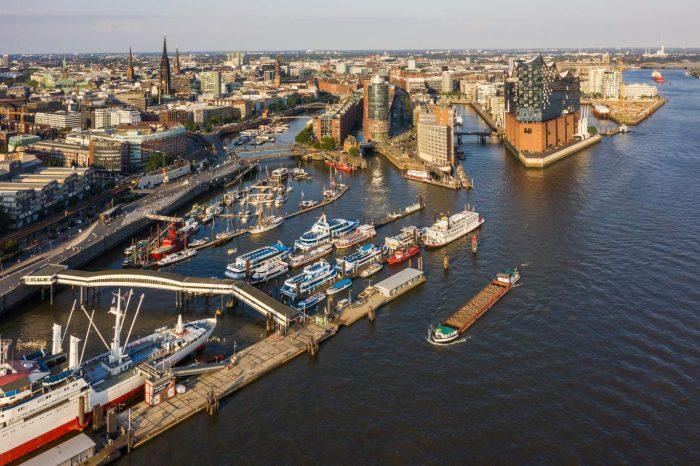 Hallenbau Hamburg