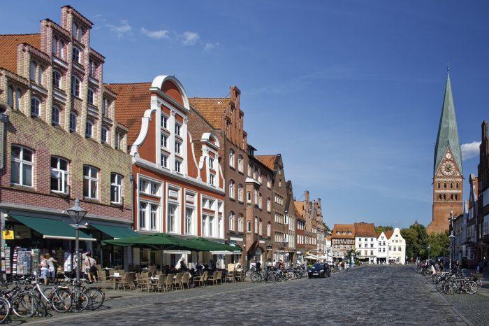 Hallenbau Lüneburg Stadt